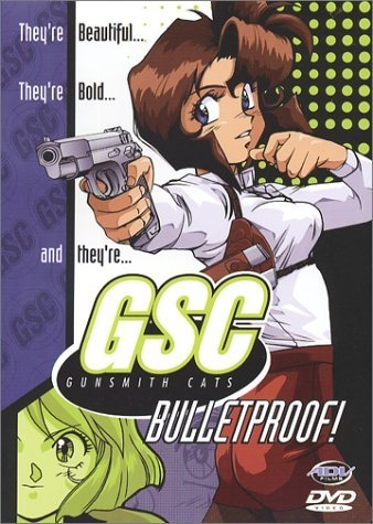 Gunsmith cats cover